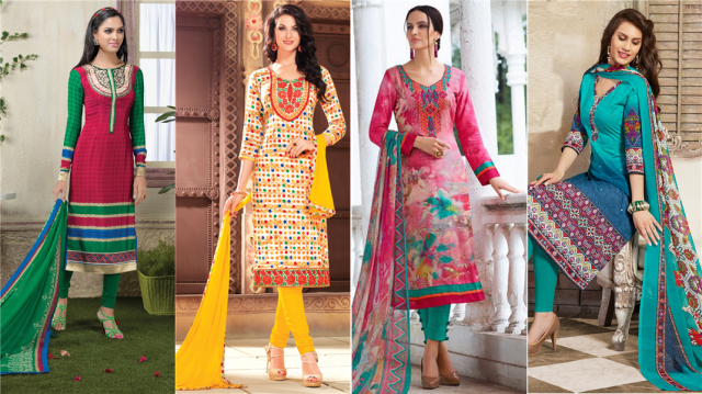 why women love cotton kurtis